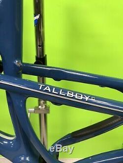 2013 Santa Cruz Tallboy Frame With New Linkage Bearings
