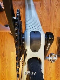 2018 Santa Cruz Stigmata Carbon CC GRX Gravel Bike 54cm