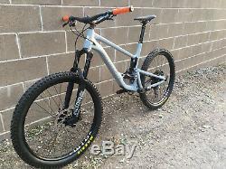 2019 Santa Cruz Bronson XL 27.5 Mountain Bike 12 speed