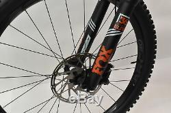 2019 Santa Cruz Nomad Carbon CC SRAM X01 MTB 27.5 Medium Orange and Carbon New