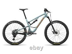 2020 Santa Cruz 5010 Grey XS 27+ D-Kit