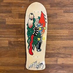30th Year Santa Cruz Keith Meek Anniversary Model Slasher Skateboard