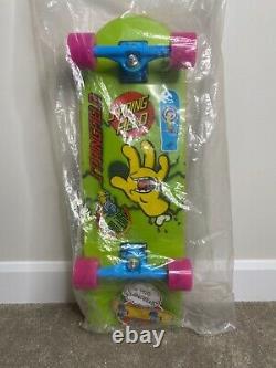BRAND NEW SEALED Rare Santa Cruz Bart Simpson Skateboard FREE SHIPPING
