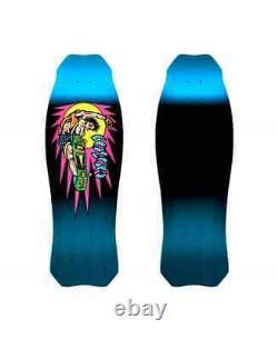 Christian Hosoi Rocket Air Skateboard Deck Old School Shape Reissue Santa Cruz