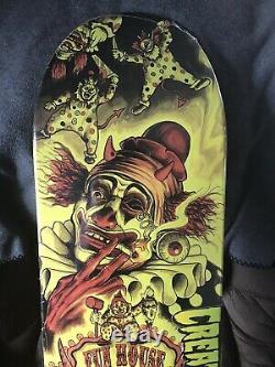 Creature Skateboard Deck Santa Cruz NHS