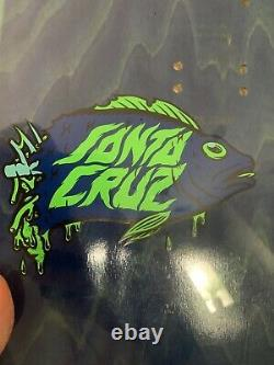 Eric Winkowski Aquatic Night 10 Skateboard Santa Cruz