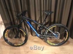 Felt Decree Custom Beast ENVE Carbon Wheels i9 Sram Eagle SantaCruz Handelbar