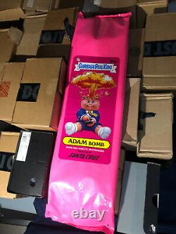 Garbage Pail Kids Santa Cruz Skateboard Deck Brand New Unopened / Sealed