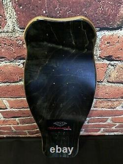 HOSOI Diamond Supply Co Black Hammerhead Skateboard Deck Old School Santa Cruz