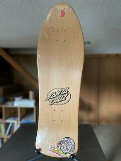 Jason Jessee Neptune Signed Skateboard deck limited run of 500 in shrink