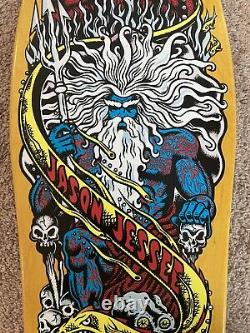 Jason Jessee Santa Cruz Reissue Skateboard Deck Powell Peralta Tony Hawk