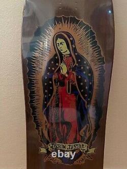 Jason Jessee Santa Cruz skateboard