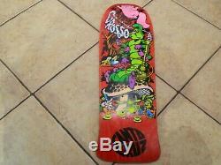 Jeff Grosso Skateboard C&d Nos Mint Vintage, Santa Cruz, Powell, G&s, Alva