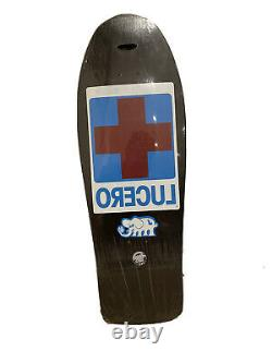 John Lucero Santa Cruz Vintage Skateboard