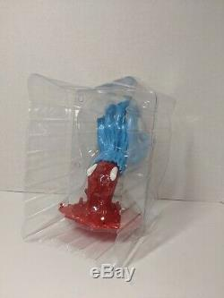 Kidrobot (Jim Philips) Santa Cruz Screaming Hand 10 Inch Vinyl Figure 30th an