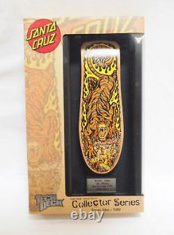 LTD Santa Cruz Skateboards, Tech Deck Maplewood Handboards. Jim Philips Art