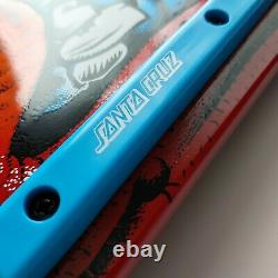NEW! SANTA CRUZ ROB ROSKOPP FACE COMPLETE CRUZER 80s CRUISER SKATEBOARD 9.5×31