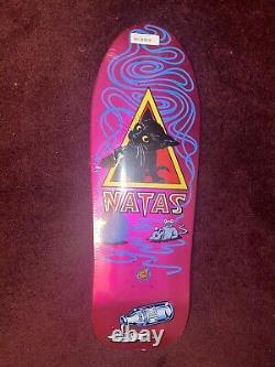 Natask Santa Cruz Kitten Skateboard Deck
