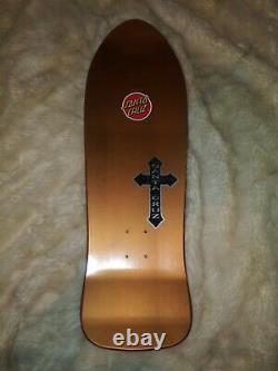New Santa Cruz Corey O'Brien Purgatory Skateboard Deck Reissue Copper Dip
