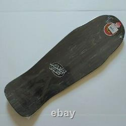 New! Santa Cruz Erick Winkowski Primeval Blackout 10.34 Skateboard Deck