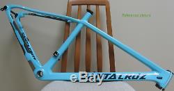 New Santa Cruz Highball CC Frame 29 XL AQUA BLUE Very RARE
