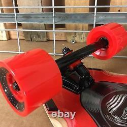 New Santa Cruz Star Wars Kylo Pintail Cruzer Complete Skateboard 39in x 9.58in