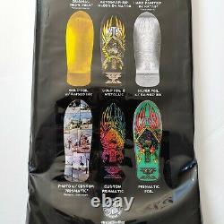 New! Unopened! Natas Kaupas Blind Bag Skateboard Deck Sma Santa Cruz