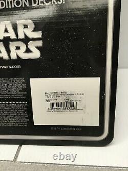 (OF) Star Wars Santa Cruz Collectible Skateboard Deck Obi-Wan Kenobi Rare