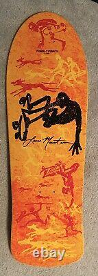 Powell Peralta Lance Mountain skateboard. (Santa Cruz Bones Brigade Natas Hawk)