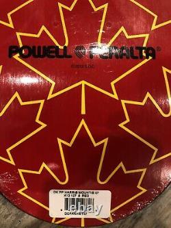 RARE Powell Peralta Kevin Harris Skateboard Deck Santa Cruz Alva Sims Mcgill