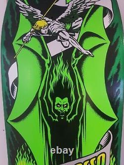 RARE - Sant Cruz Jeff Grosso Demon metallic green - LAST ONE