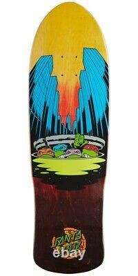 RARE - Santa Cruz x TMNT Ninja Turtles Preissue Skateboard Deck - LAST ONE