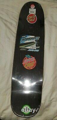 Rare! SANTA CRUZ Erick Winkowski dope planet 2 skateboard