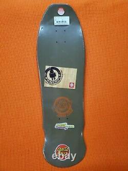 Rob Roskopp Deck Santa Cruz Reissue Camo Camouflage Dip Skateboard