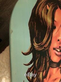 Rockin Jelly Bean X Santa Cruz Skateboards Collab Set Of 4