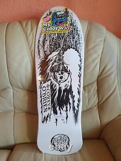 SANTA CRUZ Corey O'brien Reaper ReIssue Skateboard Deck New