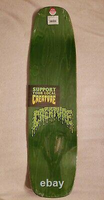 SANTA CRUZ/Creature Skateboard Deck Navarrette Hell Queen 8.8 x 32.57