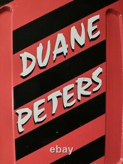 SANTA CRUZ DUANE PETERS Reissue DECK powerply hosoi alva skull skates hackett