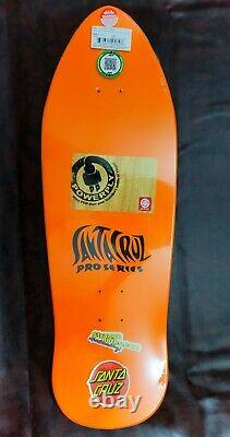 SANTA CRUZ Skateboard Deck Jason Jessee Jesse Sungod Unused item