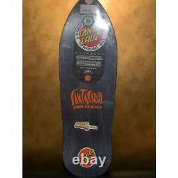 SANTA CRUZ Skateboard Deck Jason Jessee Sungod Unused item Imported from Japan