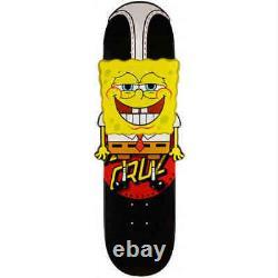 SANTA CRUZ SpongeBob Squarepants Hangin Out Skateboard Deck 10.27 in limited