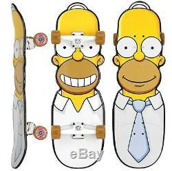 SANTA CRUZ x THE SIMPSONS The Homer Cruzer Skateboard Complete 10.1 x 31.7