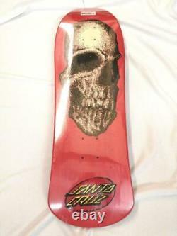 SANTACRUZ skateboard deck old deck reprint unused 9.8 imported from Japan