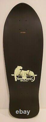 SMA Natas Kaupas Panther Glow Skateboard Deck Santa Monica Airlines Cruz RARE