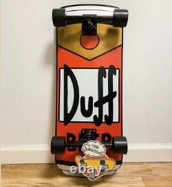 Santa Cruz Bart Simpson Skateboard (Limited Edition)