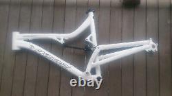 Santa Cruz Bicycles Nickel frame XL NEW