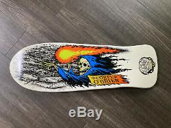Santa Cruz COREY O'BRIEN re-issue White dip Jeff Grosso Jessee Kendall