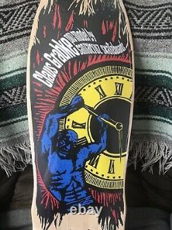 Santa Cruz Claus Grabke Reissue Skateboard Deck