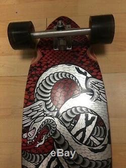 Santa Cruz Complete Pintail Longboard 39 Skateboard