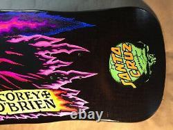 Santa Cruz Corey O'Brien Reaper Custom Colorway Skateboard Deck
